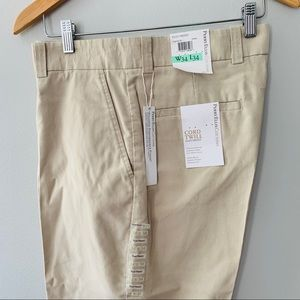 Perry Ellis Flat Front Pants